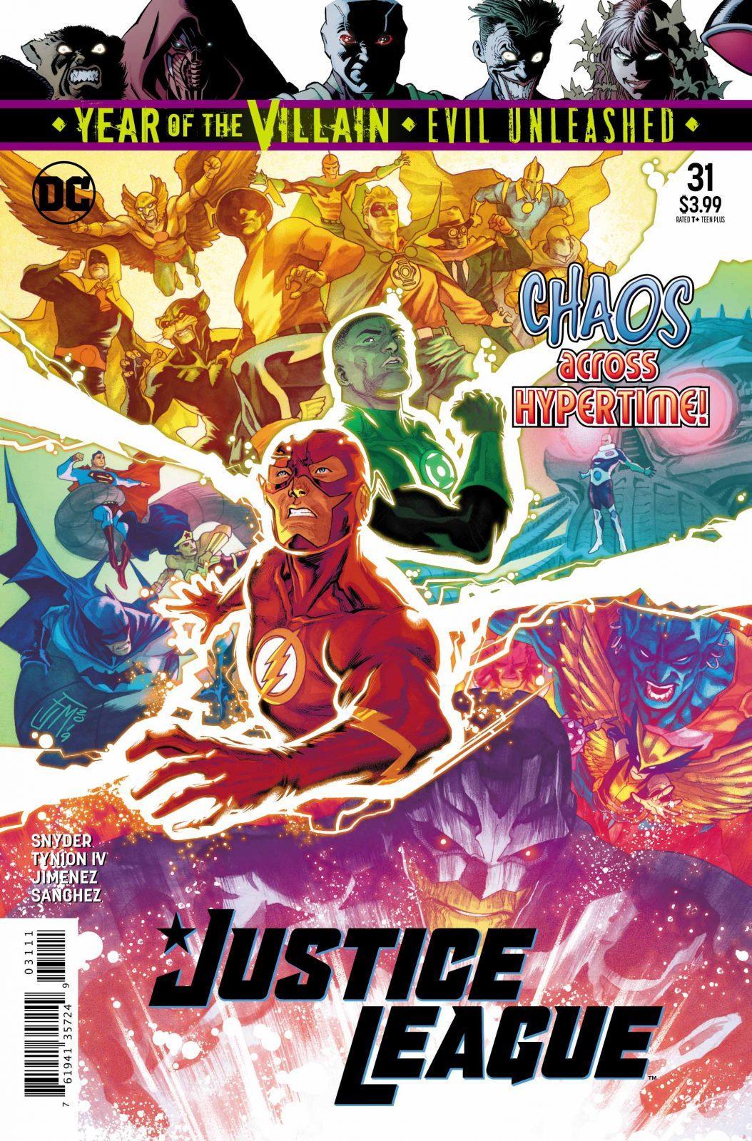 Justice League 31
