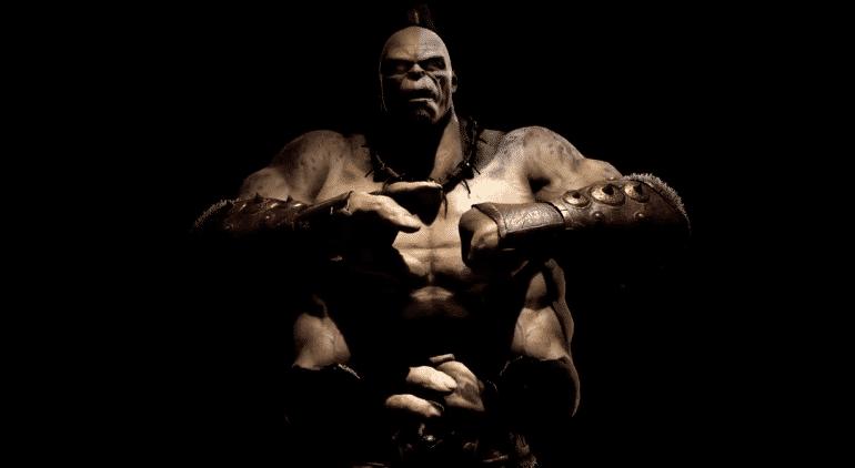 Mortal Kombat 2021 Goro