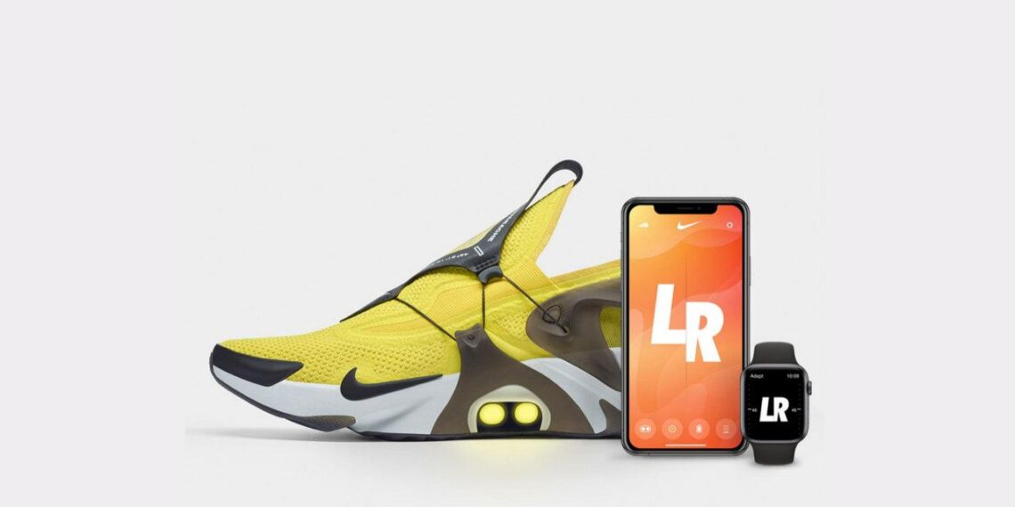 New Nike Adapt Huarache Self-Lacing Sneakers Available Soon