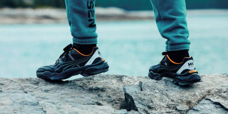 PUMA Partners with Helly Hansen for First Collaboration