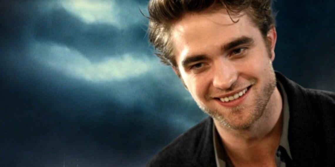 Robert Pattinson I'm Batman