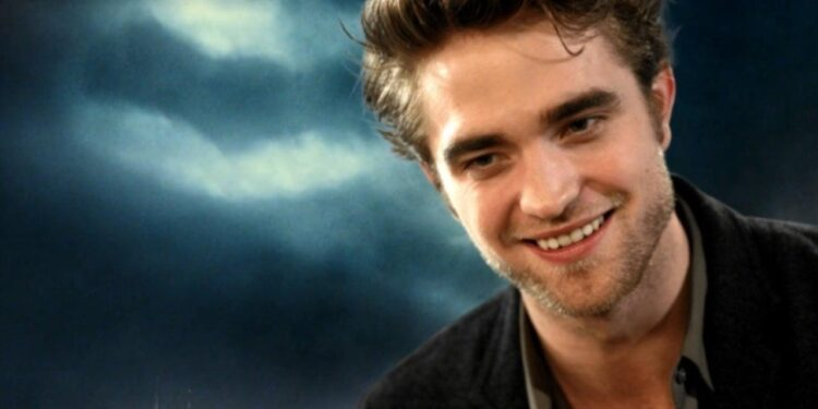 Robert Pattinson I'm Batman