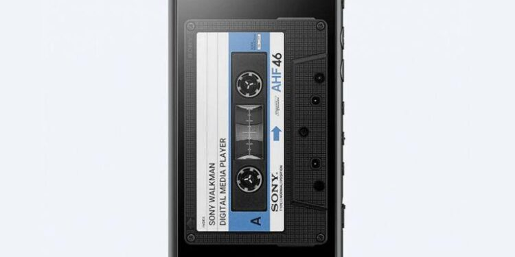 Sony Revives The Walkman For 40th Anniversary With A Twist
