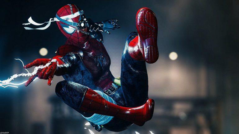 Spider-Cyborg
