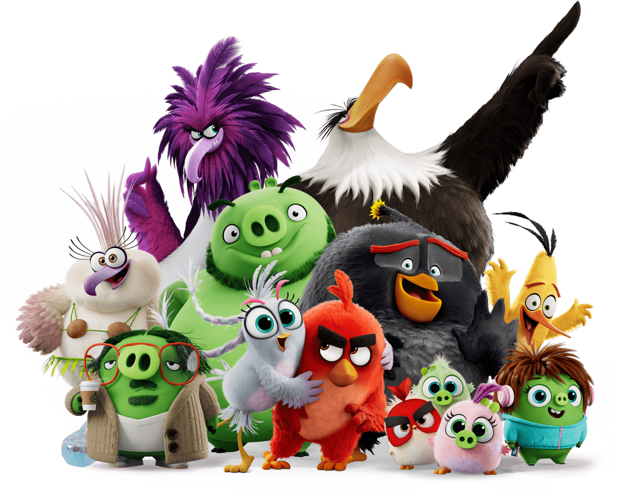 Win 1 Of 5 Angry Birds Movie 2 Hampers Closed Fortress Of