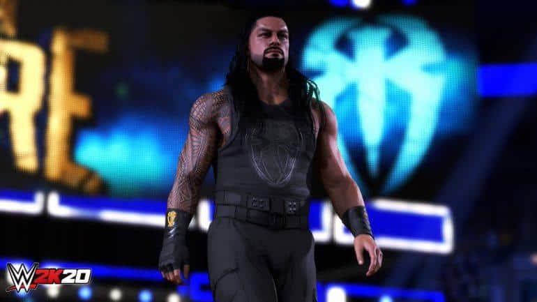 WWE 2K20 article