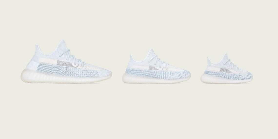 adidas and Kanye West Announce the Yeezy 350 V2 Cloud White