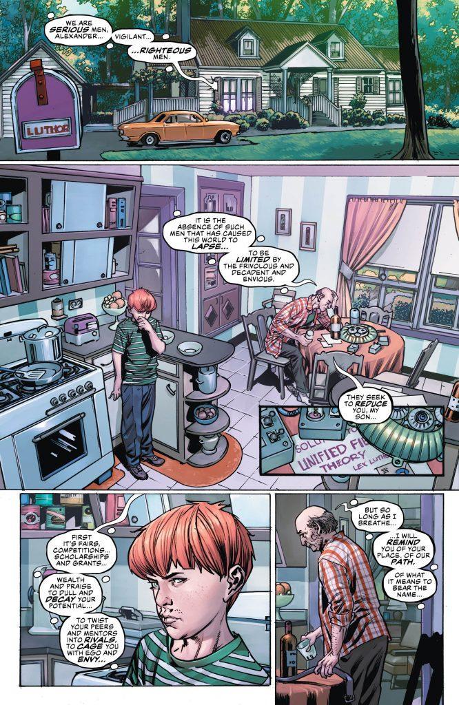 Year of the Villain - Lex Luthor #1