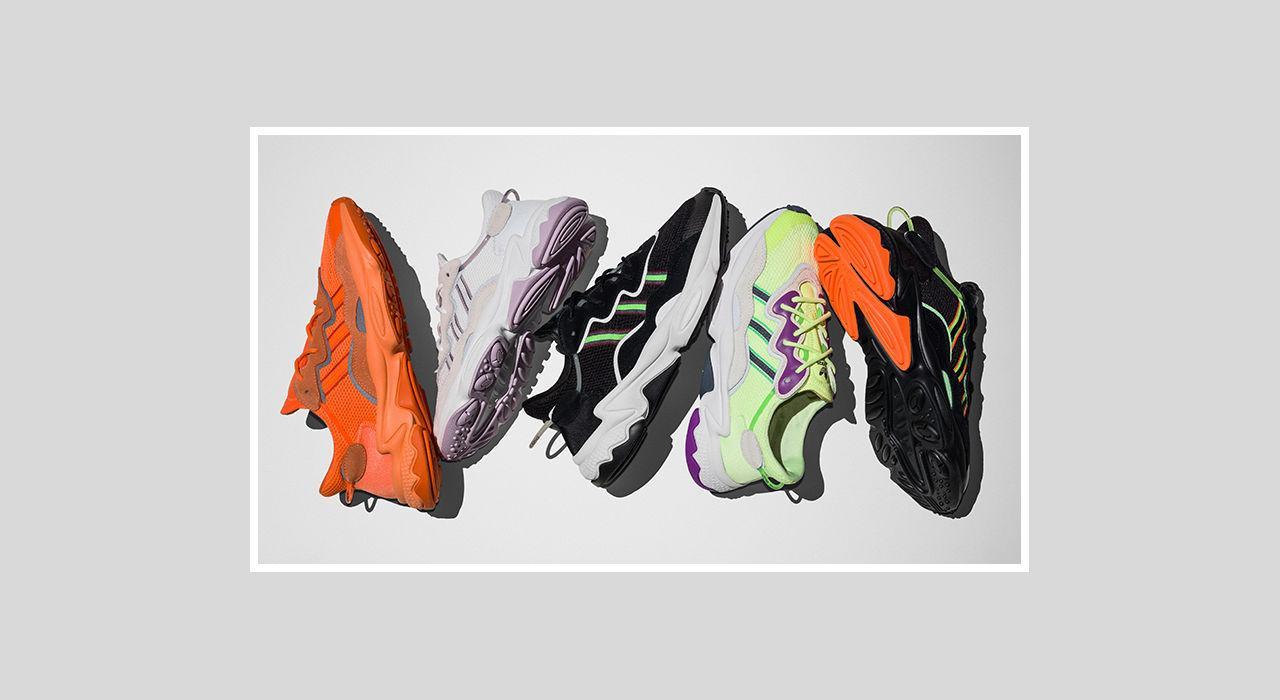 adidas Originals Drops New Ozweego adiPRENE Colourways