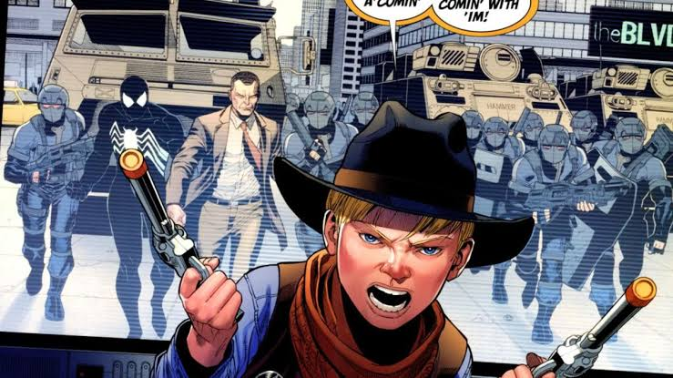 franklin richards marvel