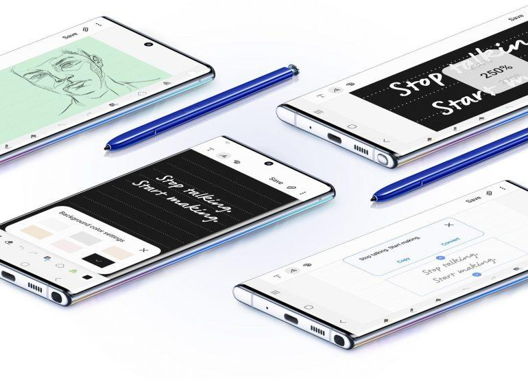 galaxy note10 phone