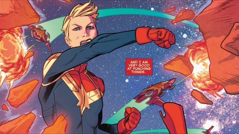 MCU marvel powerful superhero