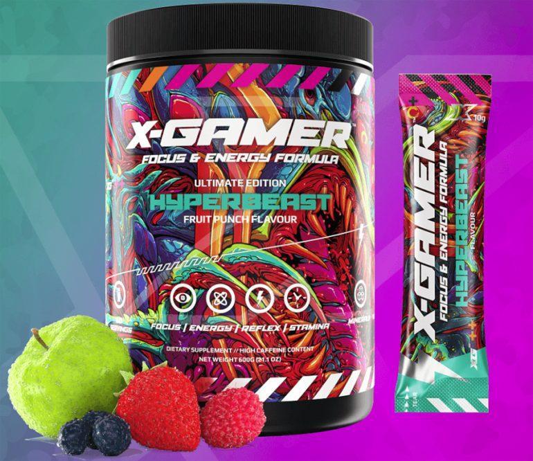 X-Gamer: Powered Energy Drink