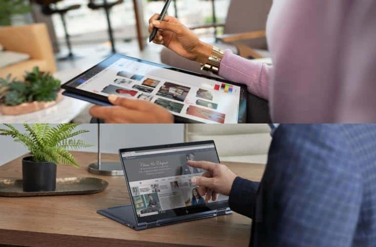 HP South Africa Introduces New HP Elite Dragonfly Laptop