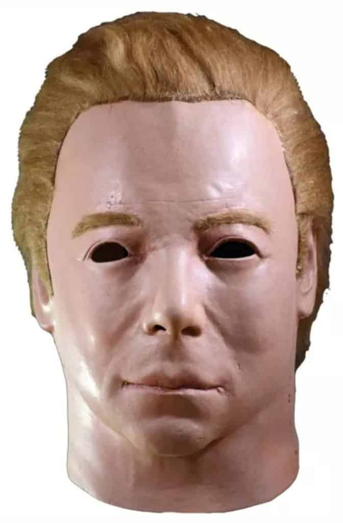 Halloween Mask Captain Kirk