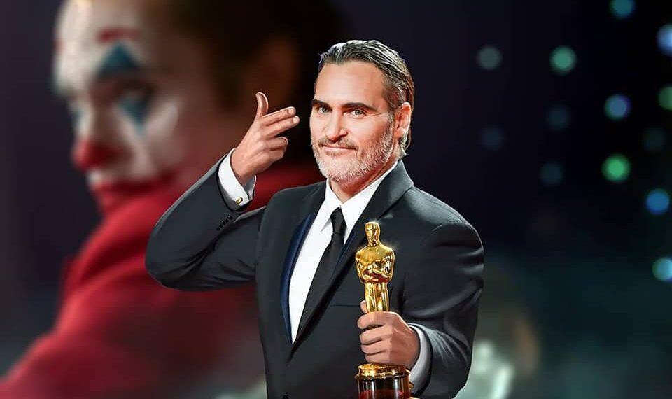 Joaquin Phoenix Joker Oscar