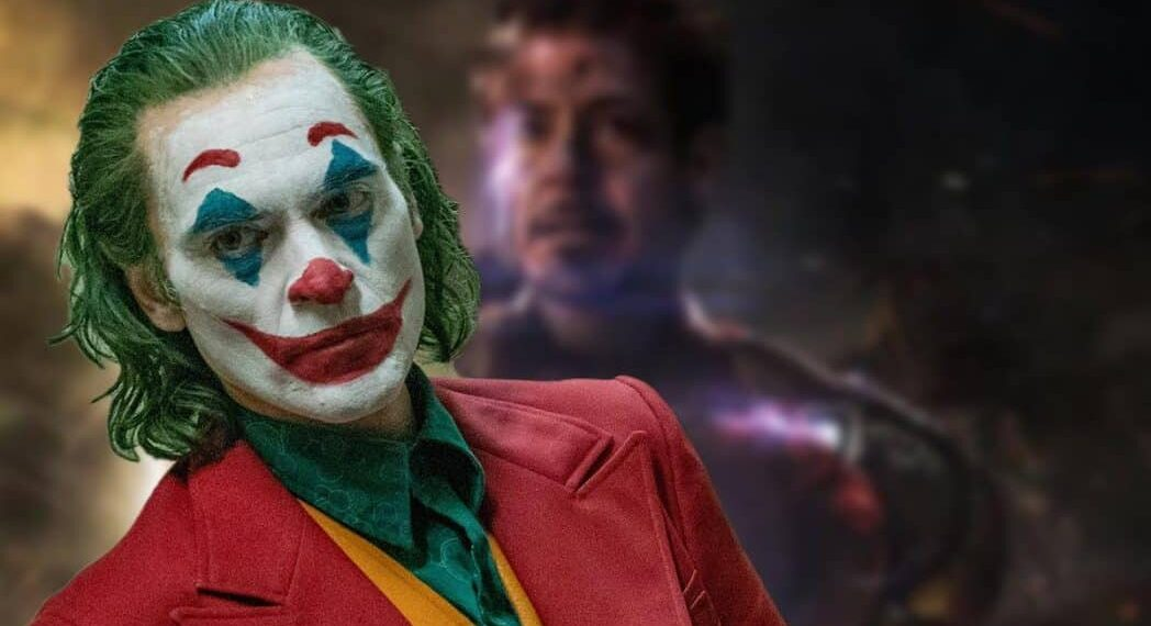 Joker Avengers Endgame