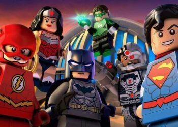LEGO DC Minifigures Series 71026