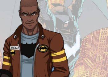 Luke Fox New Batman