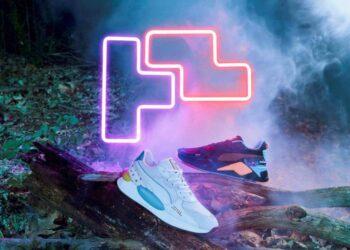PUMA Celebrates Iconic Tetris in Latest Sneaker Drop