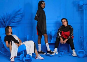 PUMA Drops Third PUMA X Karl Lagerfeld Collaboration