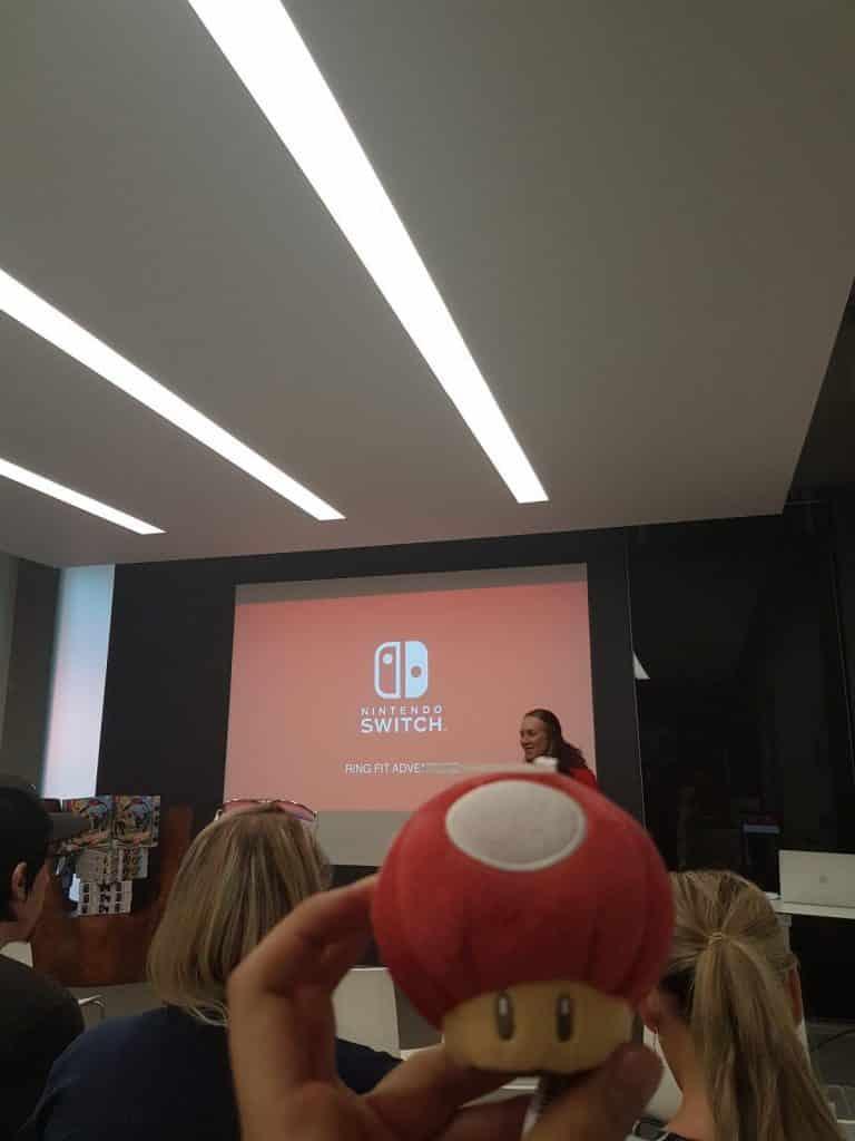 Ring Fit Adventure Nintendo Event
