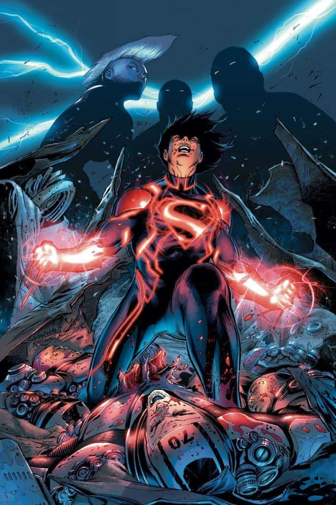 Superboy-Prime most powerful dc