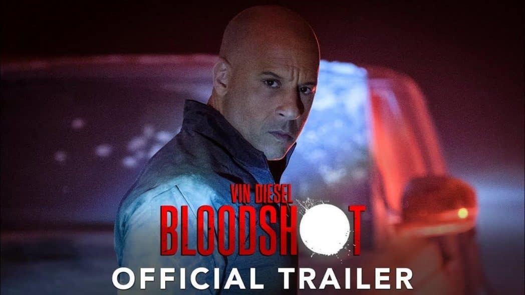 Vin Diesel Gets His Face Blown Off In The First Bloodshot Trailer