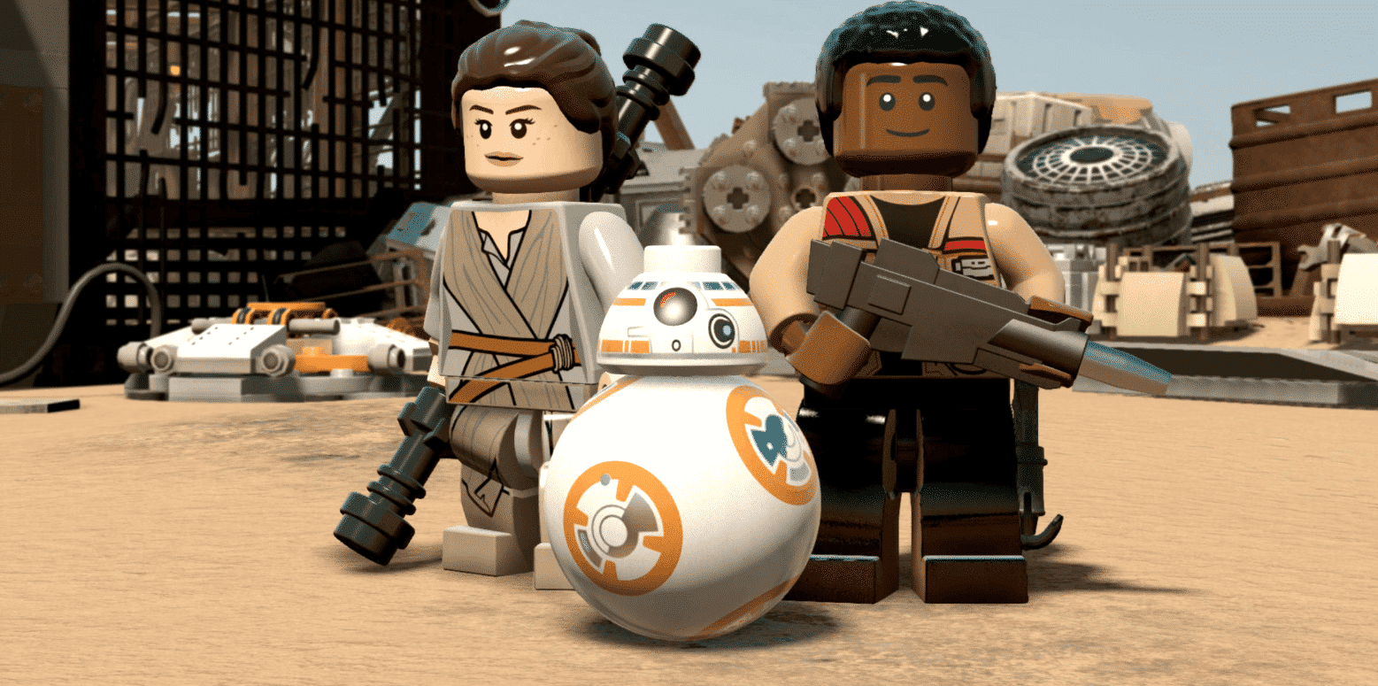 Why I Love LEGO, Star Wars & LEGO Star Wars