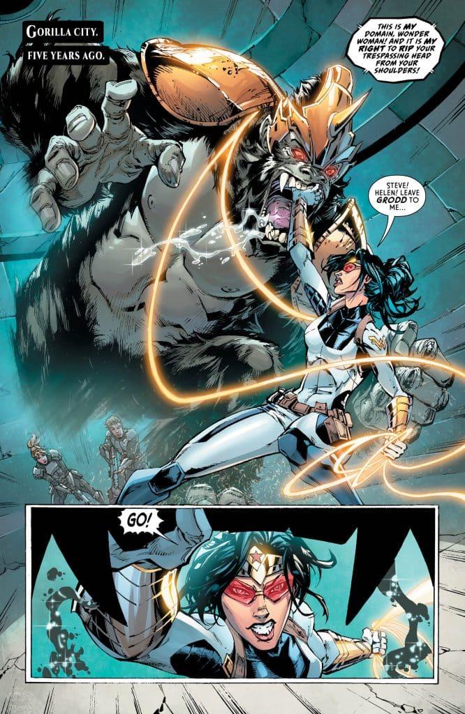 Wonder Woman Annual 3 Comic Book
