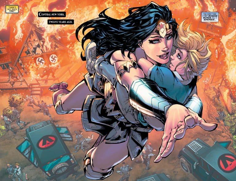 Wonder Woman Annual 3 Comic Book Review