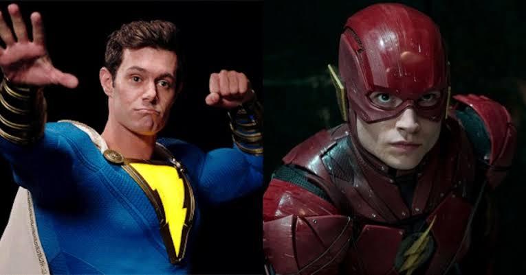 adam brody ezra miller flash The Flash Movie Cast Cameos