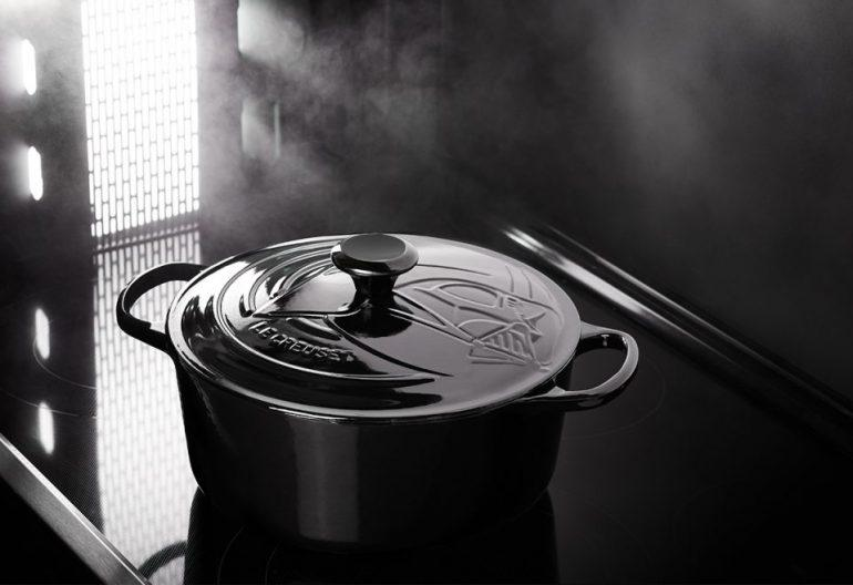 Star Wars x Le Creuset Embark On An Epic Adventure - Let The Kitchen Adventures Begin