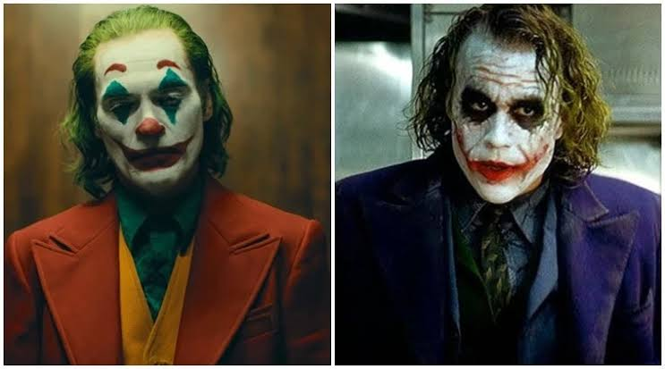 joker ledger joker Phoenix