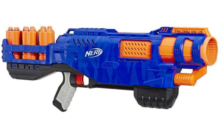 Nerf Trilogy DS-15