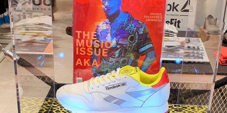 sneAKA 01 Reebok South Africa Drops Exclusive SneAKA with AKA Sneakers