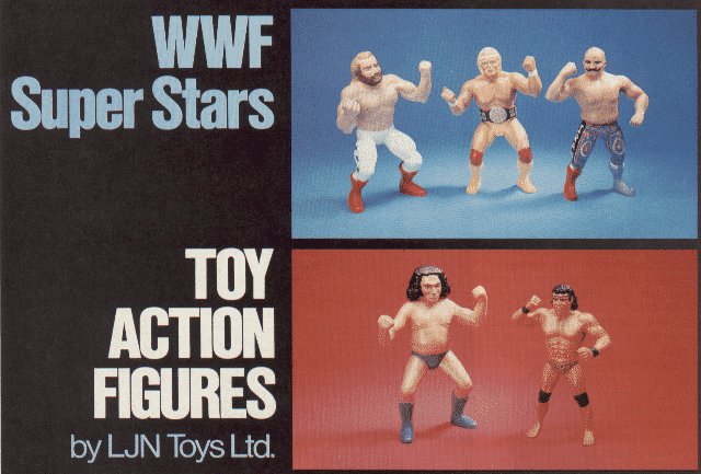 word image Toy Flashback: Do You Remember LJN's WWF Figures? Toys / Figurines