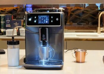 Philips Launches New Lineup of Luxury Coffee Machines
