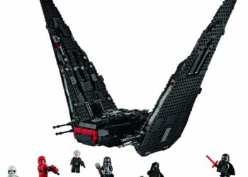 Win A LEGO® Star Wars: The Rise of Skywalker Kylo Ren's Shuttle