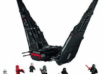 Win A LEGO® Star Wars: The Rise of Skywalker Kylo Ren's Shuttle