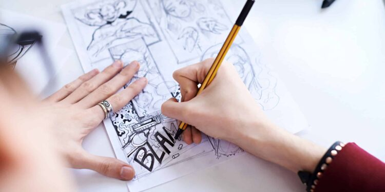 A Guide to Writing Your Own Comics A Guide to Writing Your Own Comics Comic Books