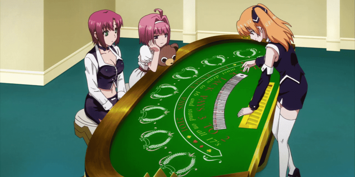 Anime Series With A Gambling Theme Worth Watching