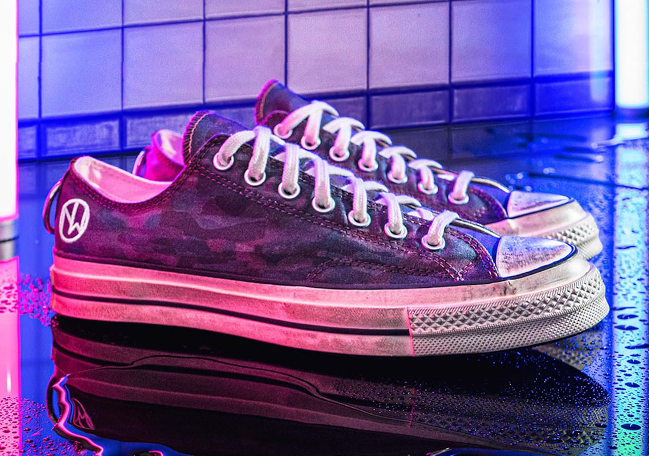 Converse Extends Range with Three New Collaborations