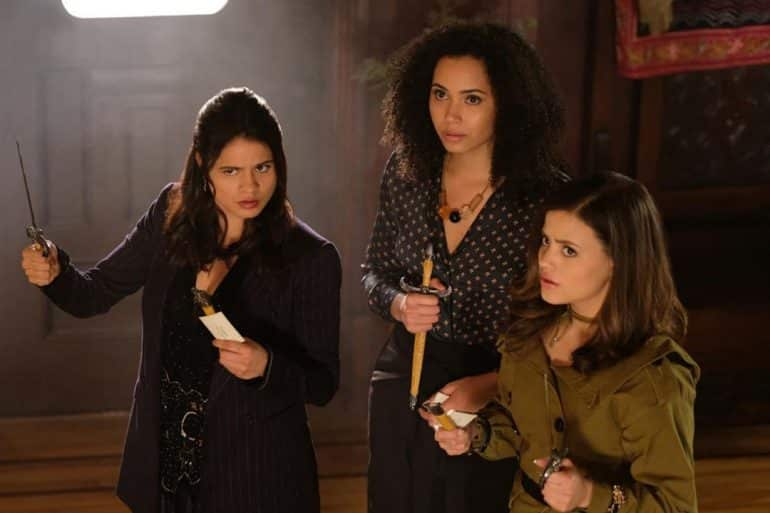 Charmed witches