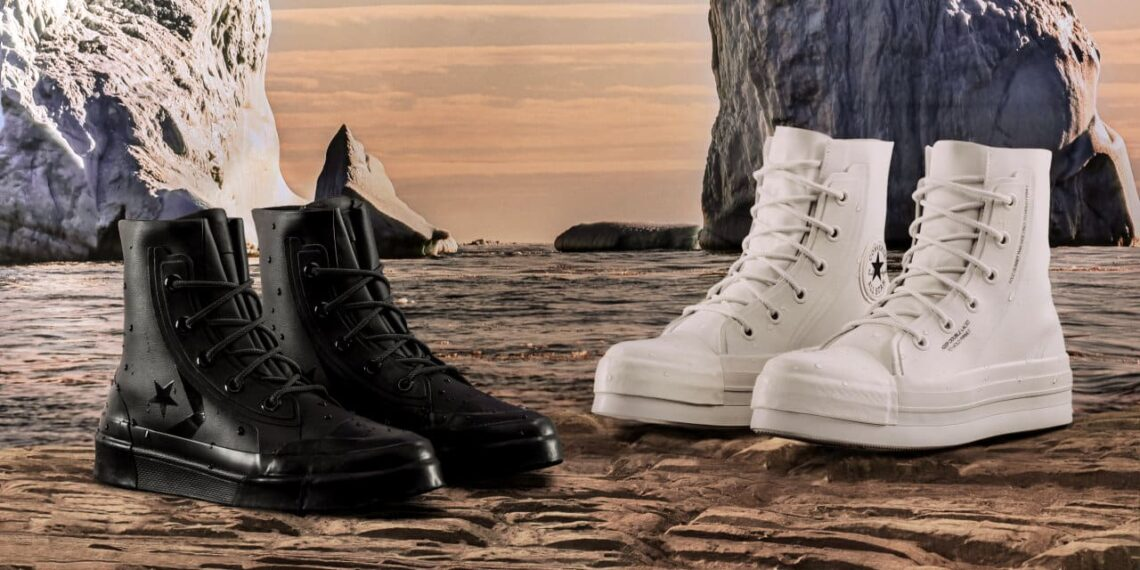 Functionality Meets A New Aesthetic with Converse x Ambush Release