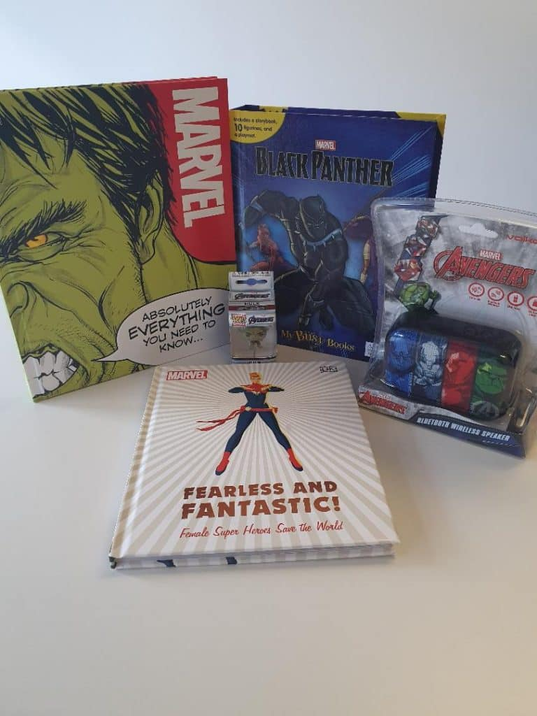 Fortress Marvel Giveaway 2