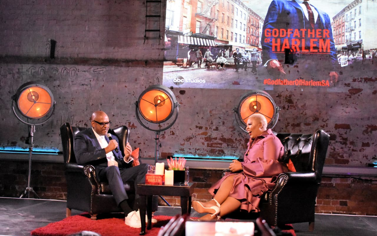 Godfather of Harlem: An Evening With Forest Whitaker