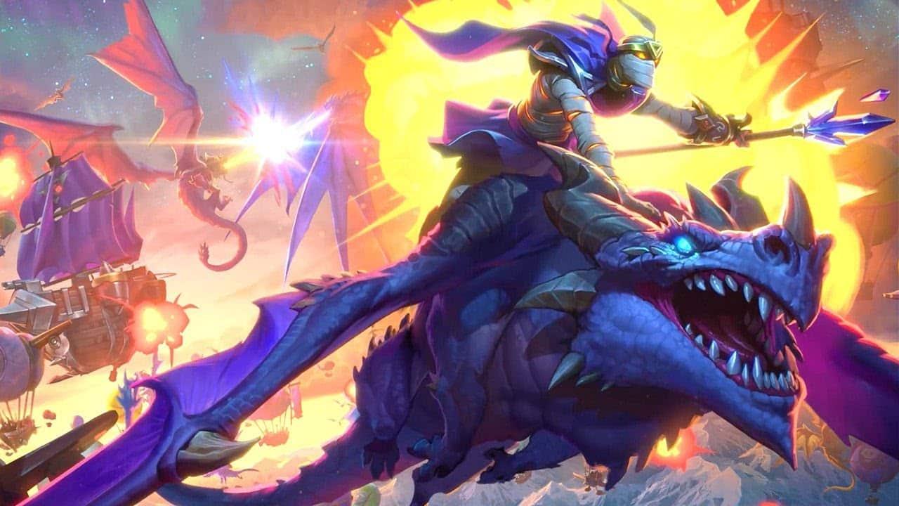 Hearthstone: Descend of Dragons