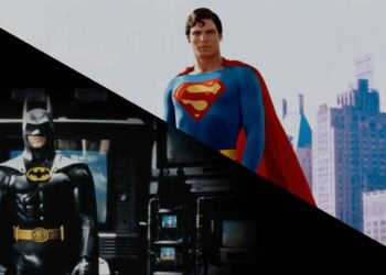 It's Michael Keaton Versus Christopher Reeve In This Fan-Made Batman v Superman Trailer