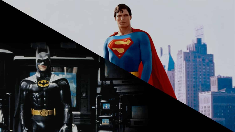 It's Michael Keaton Versus Christopher Reeve In This Fan-Made Batman v Superman Trailer